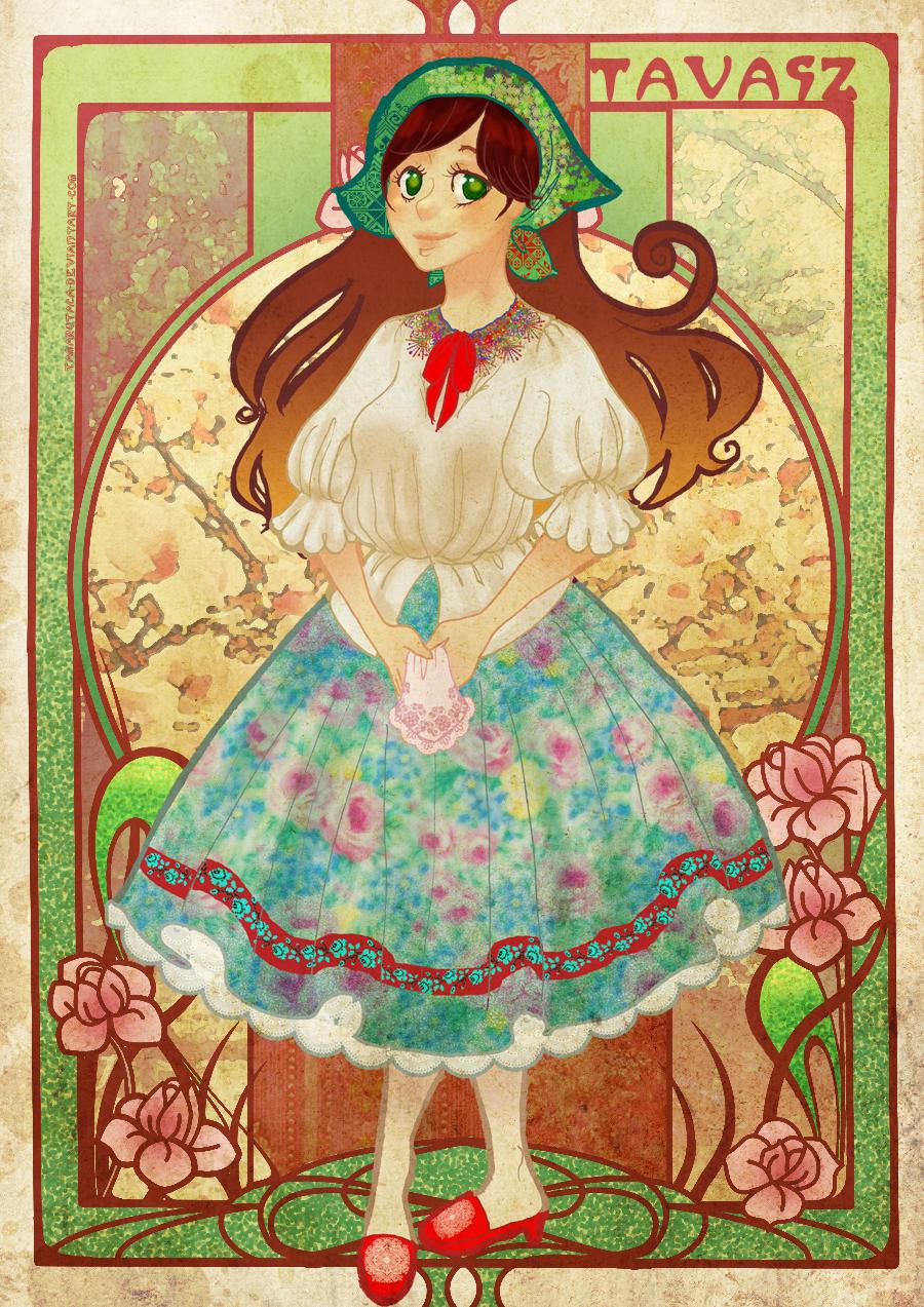 Springtime by Tamarutaca