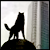 Free wolf icon 2 by Raytard95