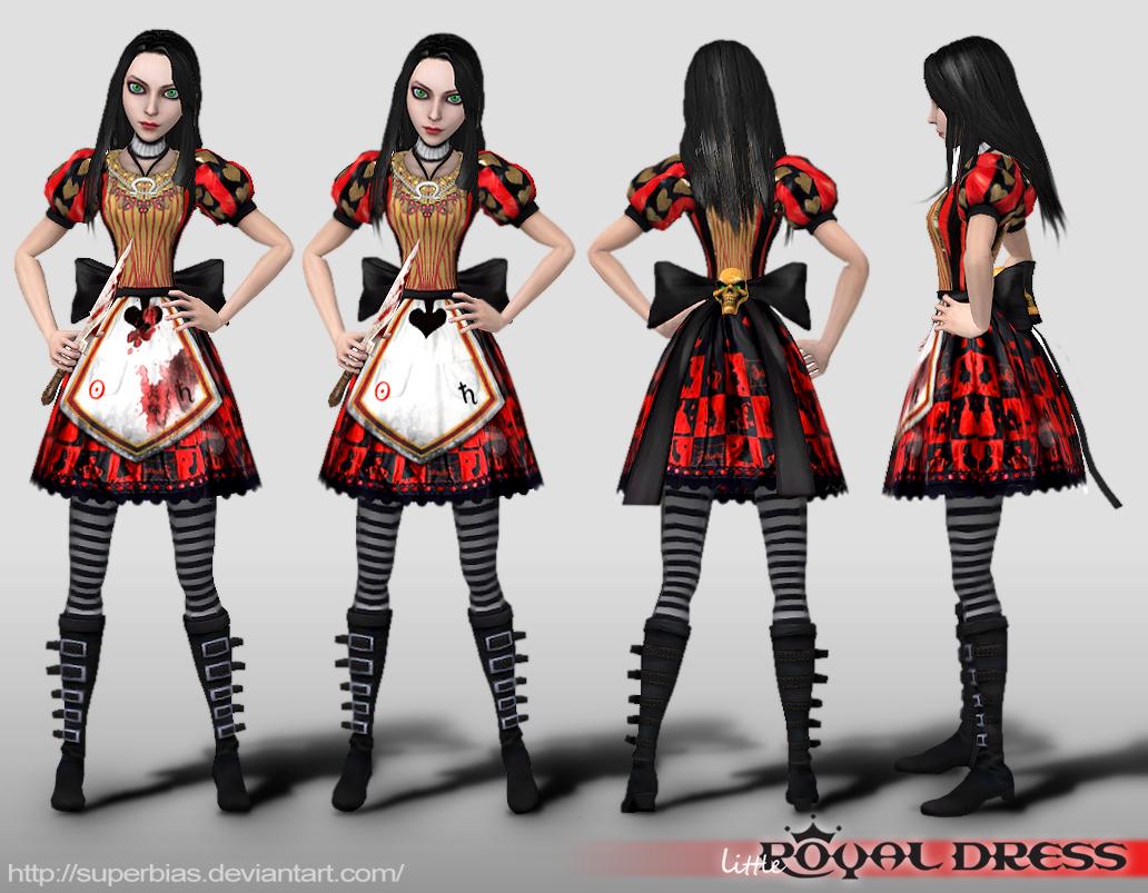 Alice madness returns арты 2