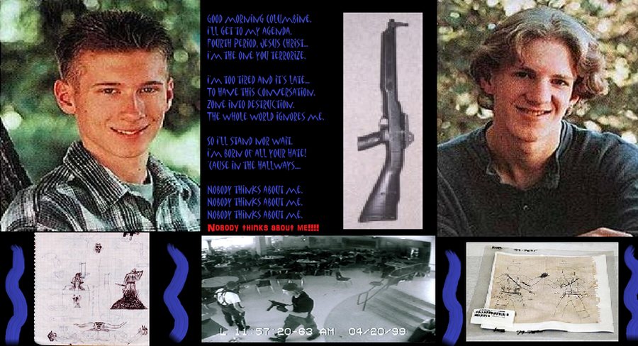 Dylan Klebold Eric Harris Video Dylan Klebold And Eric Harris