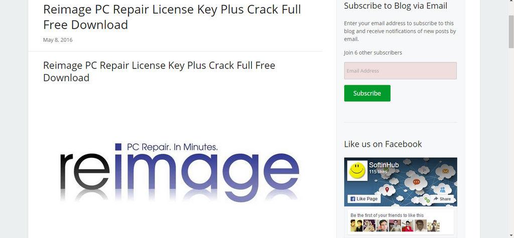 free reimage repair full version download