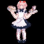 Waitress Natsuki
