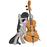 Octavia and her Bass
