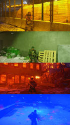 The Division Divided in Colors