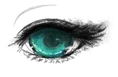 eye study by Yveni
