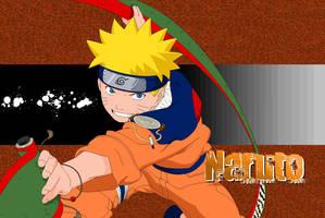 MS Paint Naruto by shukei20