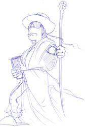 Dross boceto by shukei20