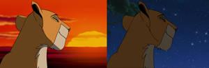 Hatima - Sunset and Night