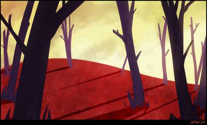 Forest by ChezBarbu