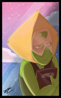 Doodle of Peridot Which I Made - Steven universe by tt414