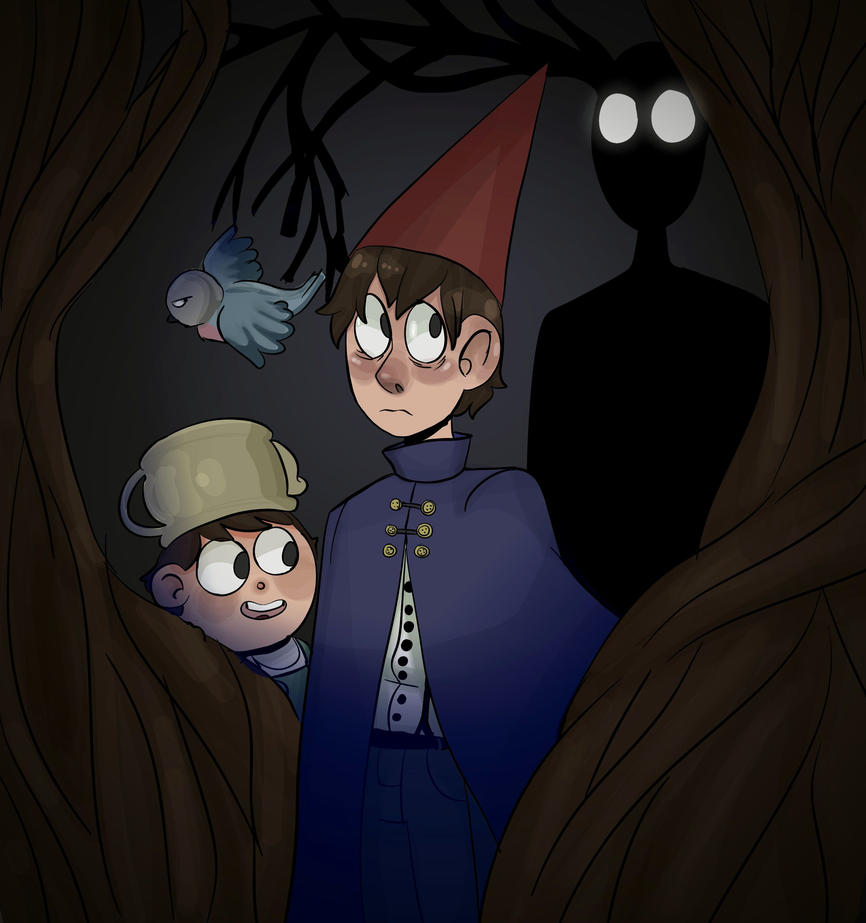The Unknown - Over the Garden Wall by tt414