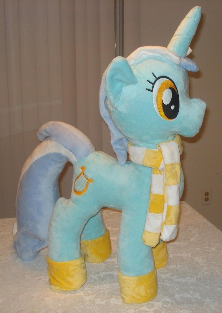 Wintertime Lyra Heartstrings Plush - For Sale by Dreamangel686
