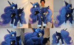 Giant Princess Luna Plush (38 inches) FOR SALE