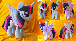 FOR SALE: Princess Twilight Sparkle Plush