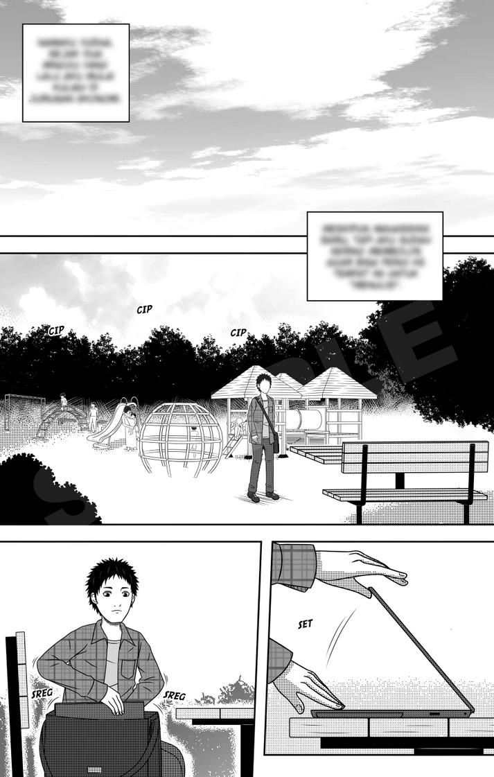 Sample page by spade-wish