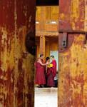 Monks of Kumbun