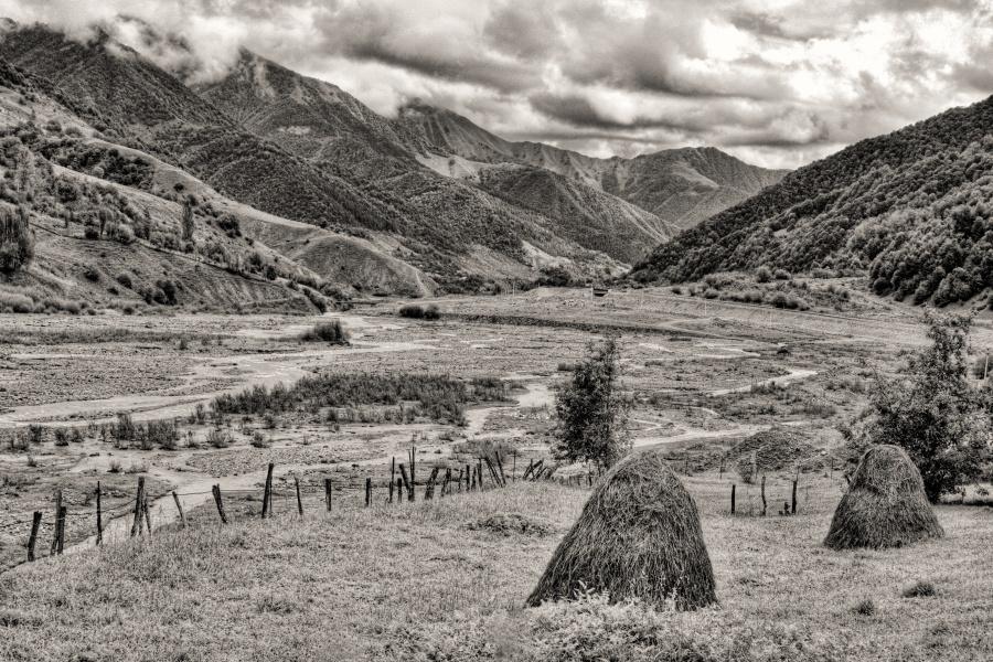 Caucasus VI (Svaneti) by Borymir