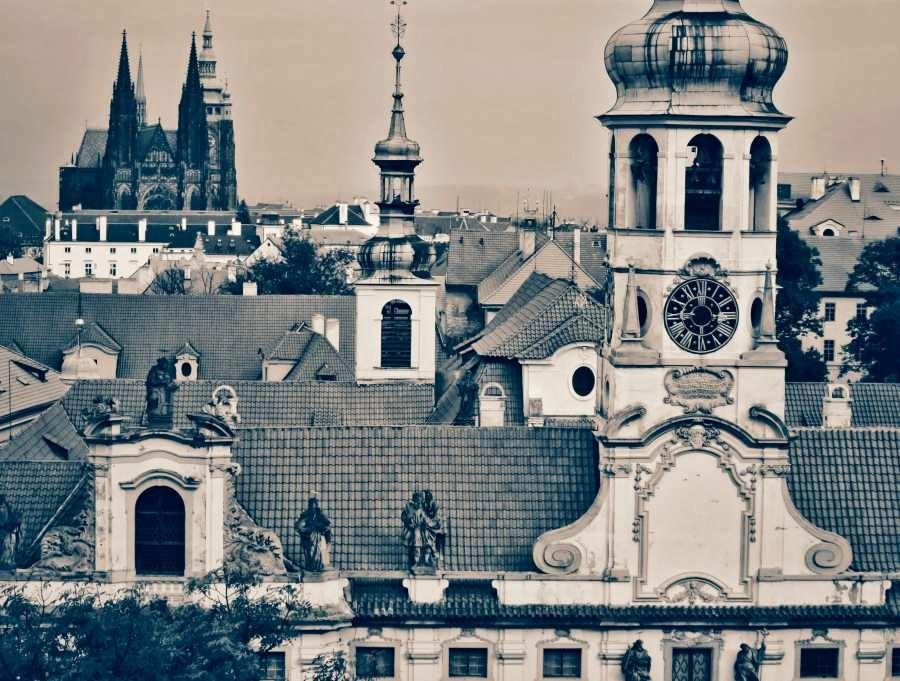 Prague II by Borymir