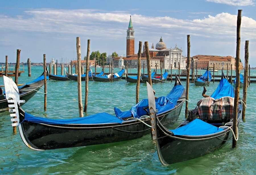 Blue Venice by Borymir
