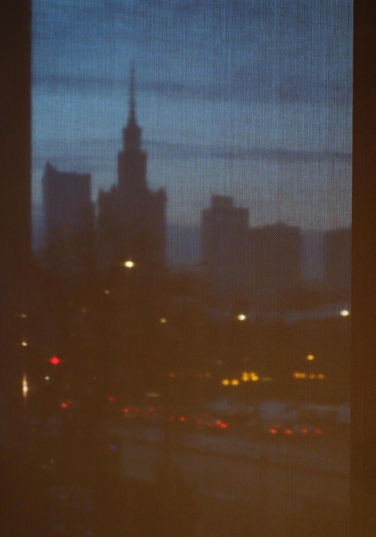 Warsaw by Borymir