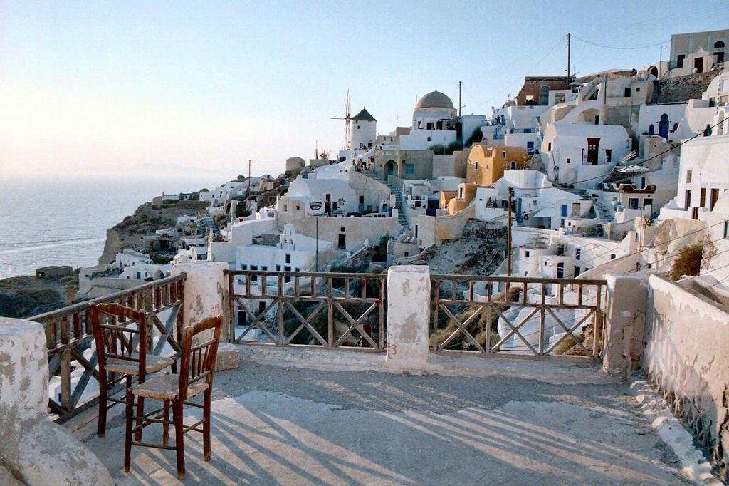 Aegean memories by Borymir