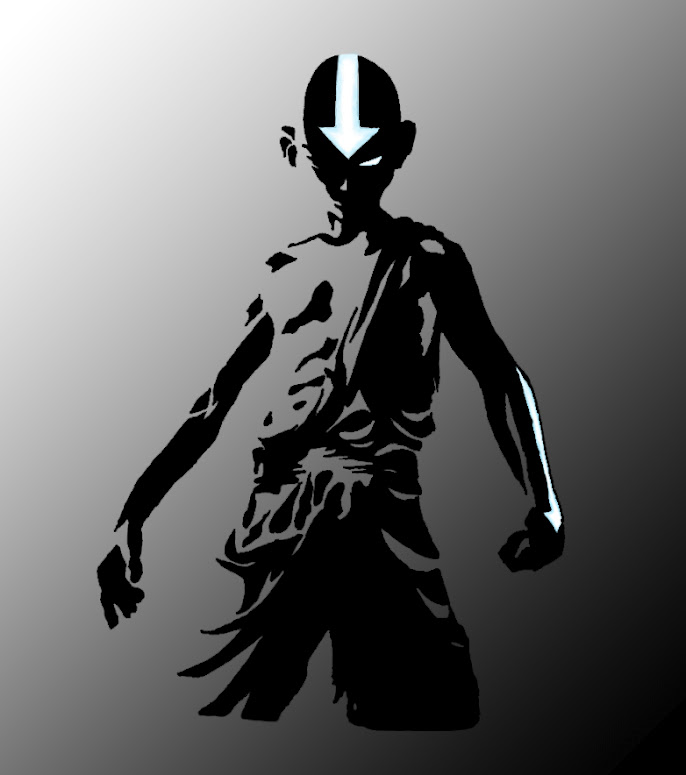 Movie Avatar State Aang: Avatar State By Blueaquagirl On DeviantArt