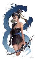Overwatch - Female Hanzo