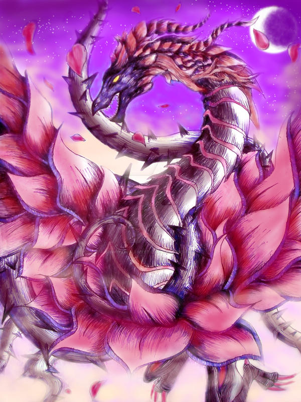 Yu gi oh black rose dragon share