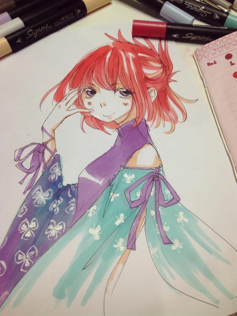 Pastel Princess by SweetHoneyDrop