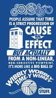 Wibbly Wobbly, Timey Wimey Stuff by LeadDragonRider