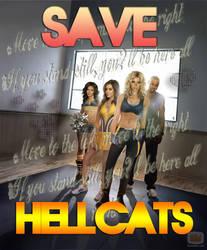 SAVE HELLCATS by dianarojas