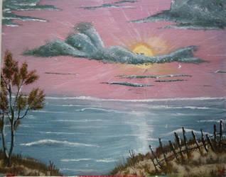 009. Seascape by Draiochta