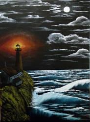 020. Night Light 02 by Draiochta