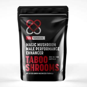 TabooShrooms-Magic-Mushroom-Capsule