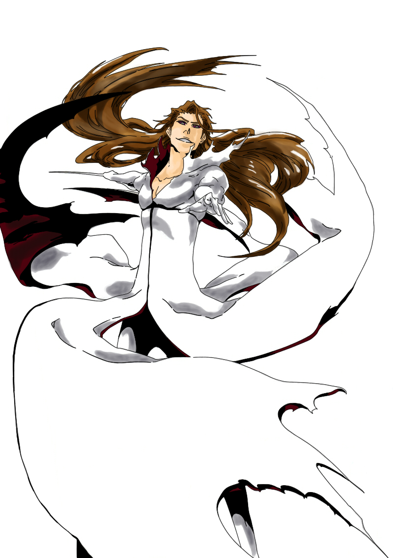 Hogyoku Aizen by Raf243 on DeviantArt