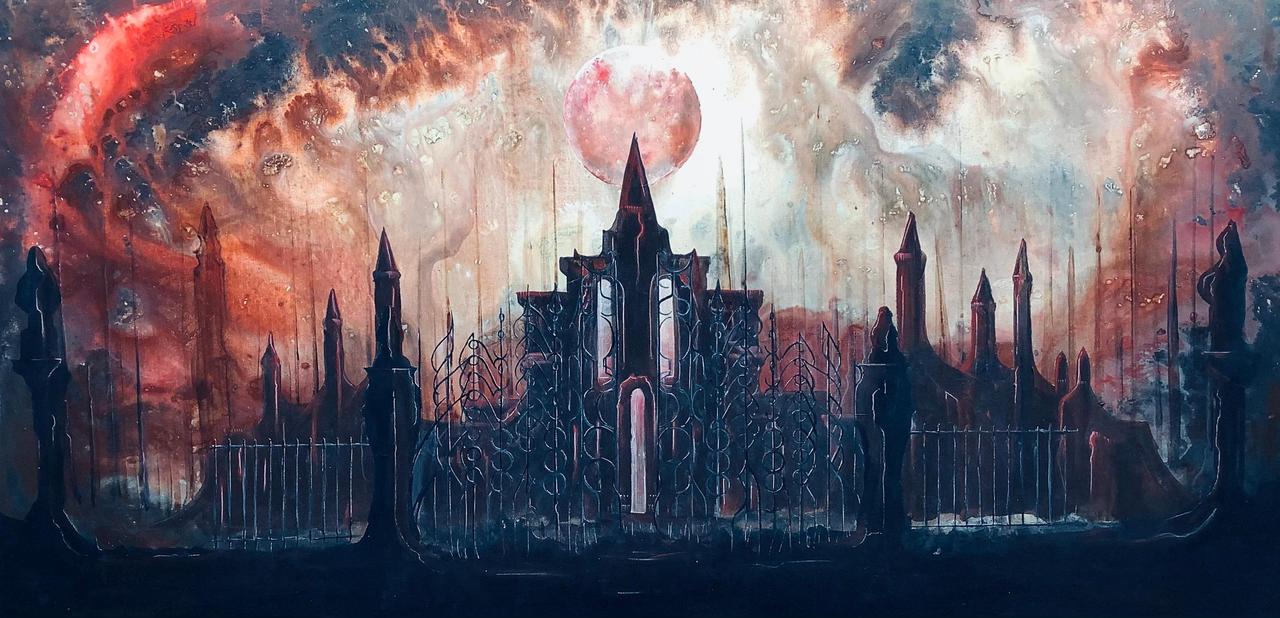 The Mortal Gates
