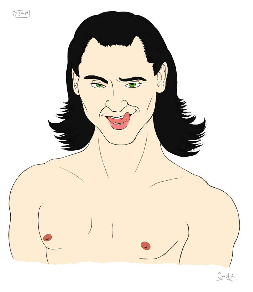Seductive Loki