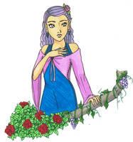 Roses by Miryoku-Mir