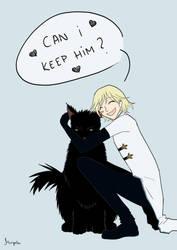 Can I keep him by Miryoku-Mir