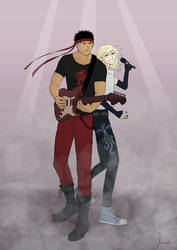 We Should Start A Band by Miryoku-Mir