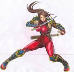Taki - Soul Calibur 4