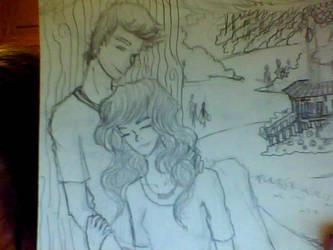 Percabeth by angelsaga