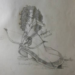 Merida by angelsaga