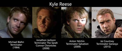 Kyle Reese by angelsaga
