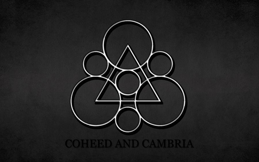 Coheed and Cambria Wallpaper (Countdown Logo)