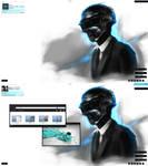 Digital Punk by arsenio187