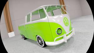 VW Combi Split WIP 2