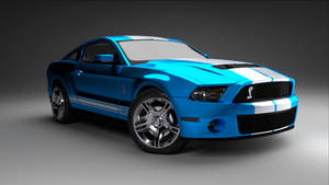 Ford Mustang Shelby GT 500 (2011)