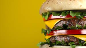Mc Donalds Big Mac 3D