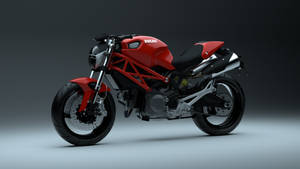 Ducati Monster 696 WIP (textured)